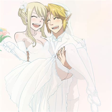 Request Wedding Of Link And Lucy By Carishinlove On