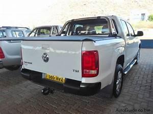 Used Volkswagen Amarok