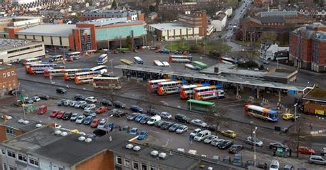 Exeter's 'double Whammy' As Leisure Centre And Bus Station