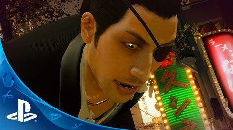 yakuza  launches december  yakuza  coming