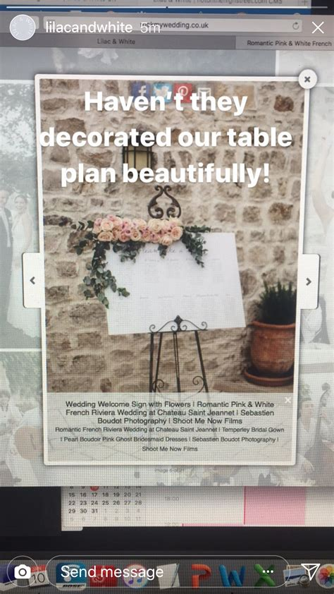 Pin by Nikki Williams on OUR WEDDING | Wedding welcome ...