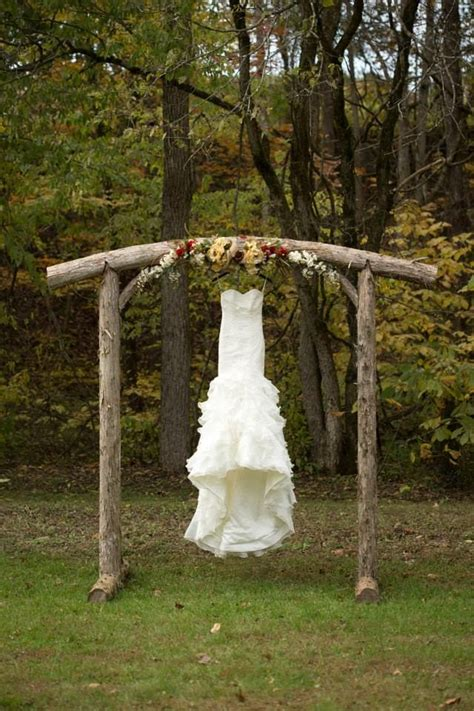 25 best ideas about rustic wedding arches on