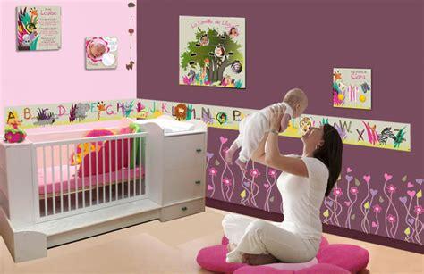 chambre de bébé originale decoration chambre bebe fille originale