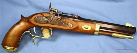 traditions frontier single percussion rifle 50 ca traditions trapper single percussion pisto for