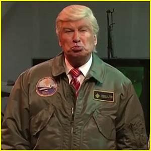'SNL': Alec Baldwin Returns as Trump to Tackle Alien ...