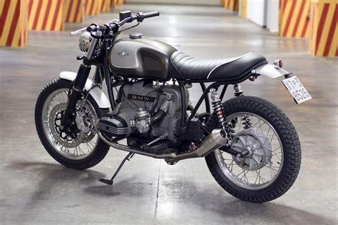 bmw motorcycle scrambler bmw scrambler by officine rossopuro
