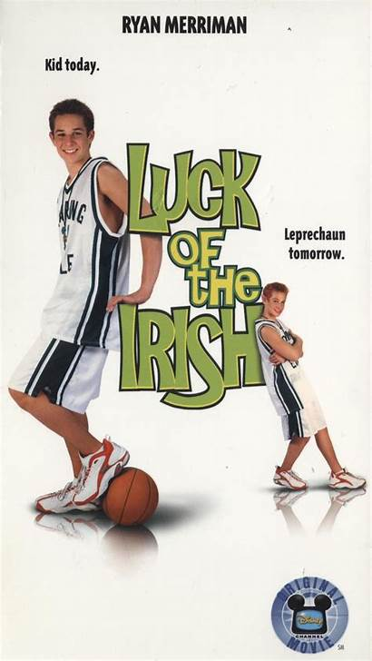 Disney Channel Irish Movies Luck Leprechaun Patrick