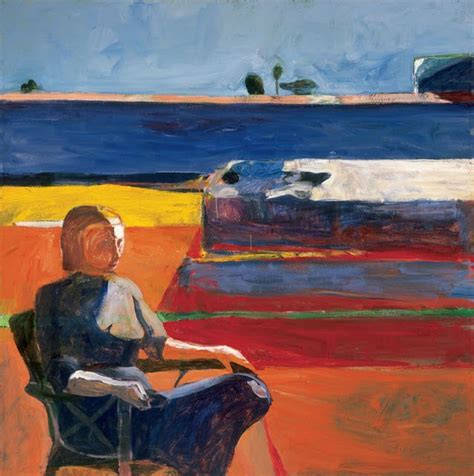 Richard Diebenkorn(1922 1993)アメリカの画家〜アートアドミレーターのブログ