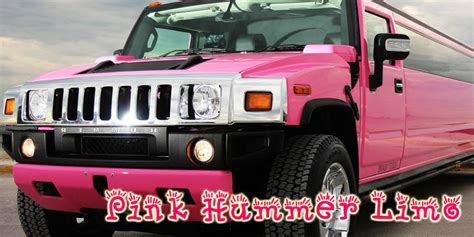 Limo Places by Pink Hummer Limousine Hire Places