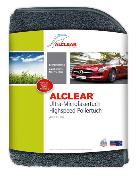 Innovaclean Ultra Microfasertuch by 12microfaser De Alclear 174 Ultra Microfaser Highspeed