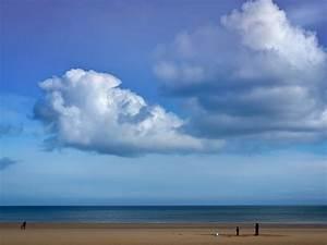 Fond Ecran Mer : horizon tranquille ~ Farleysfitness.com Idées de Décoration