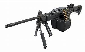 Israel Weapon Industries IWI NEGEV NG7 LMG/LMG SF Belt-Fed ...  Gun