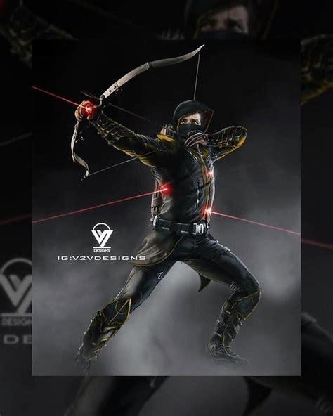 Avengers Fan Art Imagines What Hawkeye Could Look Like