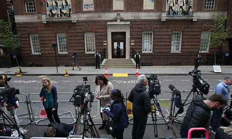 Live Updates From The Lindo Wing Hospital