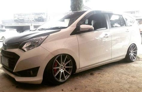 Toyota Calya Modification by Harga Toyota Calya 2018 Spesifikasi Matic Dan Manual
