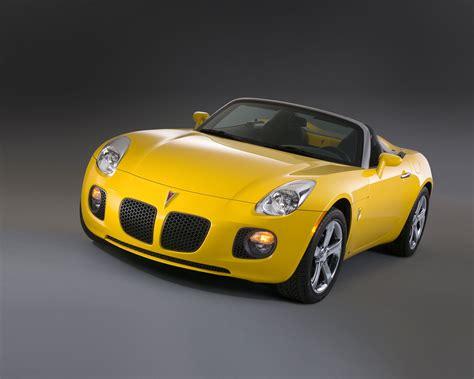 pontiac sports car car barn sport pontiac solstice