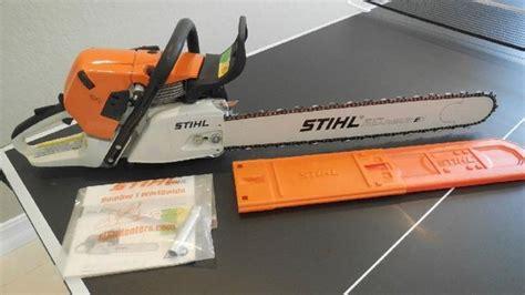 Stihl Ms441 Magnum Heavy Duty Professional Chainsaw(id