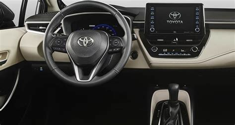Toyota Corolla 2020 Interior by Redesigned 2020 Toyota Corolla Finally Gets A Hybrid
