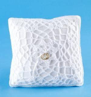 diy wedding ring bearer pillow diy free crochet pattern ring bearer s pillow cover diy