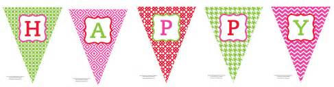 free printable happy birthday banner anders ruff custom designs llc