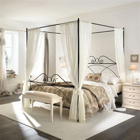 chambre synonyme decoration lit fer forge