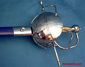 TherionArms - French musketeer rapier