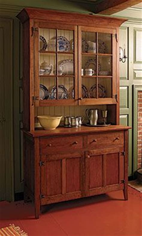 country kitchen hutches build a country hutch woodworking article 2812