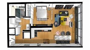 Wohnen Auf Kleinem Raum Ideen : wohnen auf kleinstem raum zdfmediathek ~ Bigdaddyawards.com Haus und Dekorationen