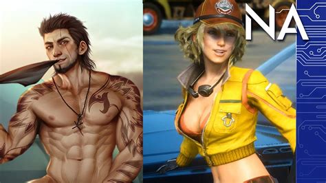 Final Fantasy Xv Is Cool With Any Sexy Pc Mods Youtube