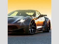 Facebook Fridays How About This Widebody C7 Corvette