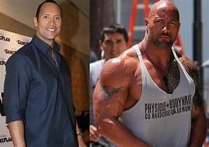 Is Dwayne  U0026 39 The Rock U0026 39  Johnson Using Steroids