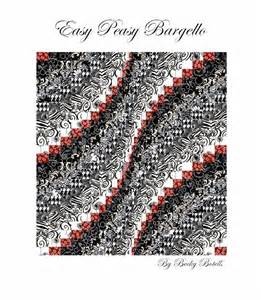 Easy Bargello Quilt Patterns