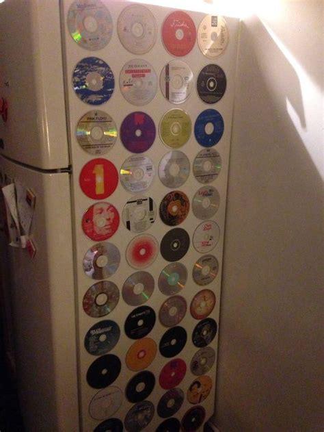 ideias  reciclar aquele monte de cds  voce nao