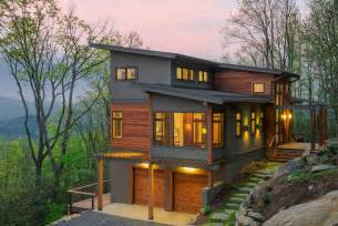 Top Photos Ideas For Mountain Style Home Plans by Modern Mountain Home For The Home