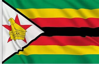 Zimbabwe Bandera Bandiera Flag Drapeau Drapeaux Flagsonline