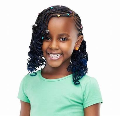 Braid Braids Twinkle Kenya Children Hairstyle Texture