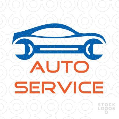 car service logo sold logo auto service stocklogos com