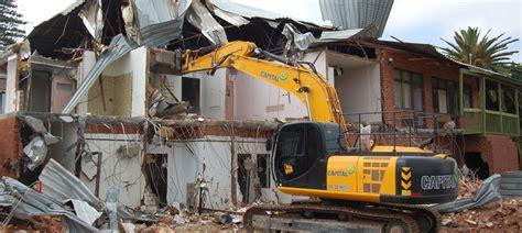 demolition services perth house demolition contractors