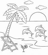 Dolphins Cool2bkids Delfines sketch template