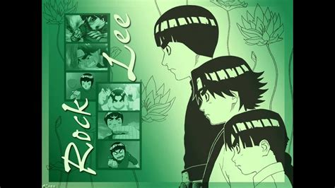 rock lee wallpaper  images