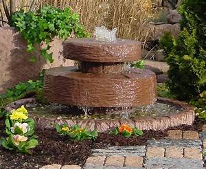 muhlsteinbrunnen springbrunnen brunnen wasserspiel With französischer balkon mit garten mehrfachsteckdose stein