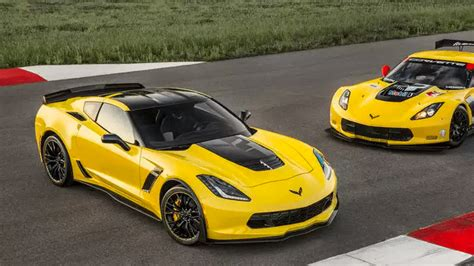2016 Chevy Corvette Z06 C7.r Edition To Offer 650
