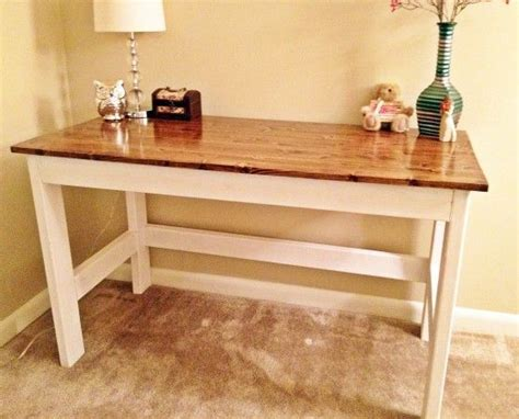 country desk diy diy desk plans home diy white country