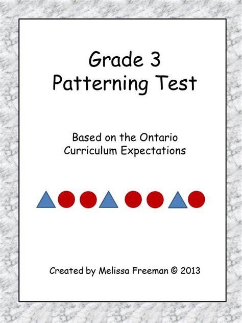 Grade 2 Math Worksheets Ontario Curriculum  2nd Grade Math Worksheets Free Printables Education