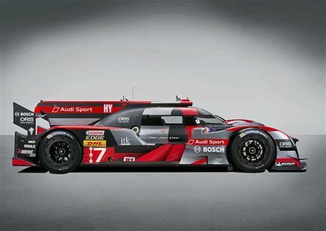 2018 R18 Lmp1 Is Audis Most Powerful And Efficient Racer Ever