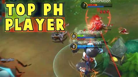Top 1 Ph Player In Mobile Legends Season 3 Gameplay! Eu