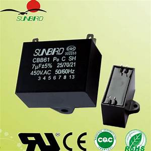 Cbb61 Capacitor Motor Starting 8uf 450vac Id 9357765   Buy