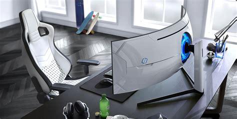 samsung odyssey ctg   ultrawide  monitor