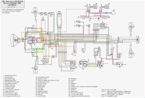 warrior 350 wiring diagram bestharleylinks info