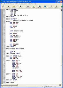 An Assembly Language Divides 32